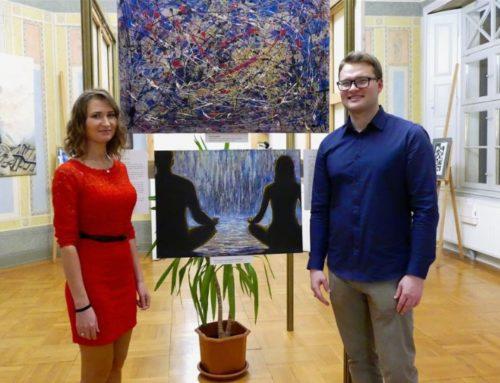 Personalna wystawa Wejherowo 2017