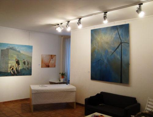 Personalna wystawa Berlin Palastgalerie 2016